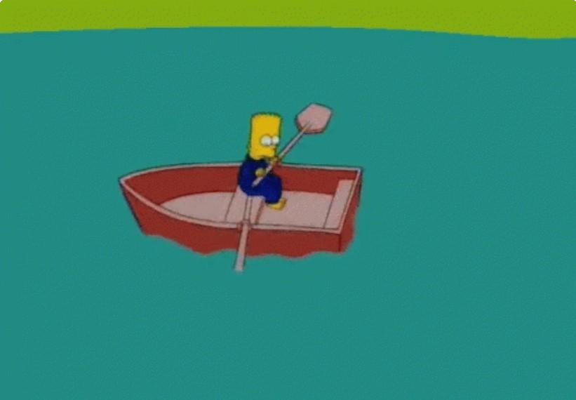 Monday Rowing