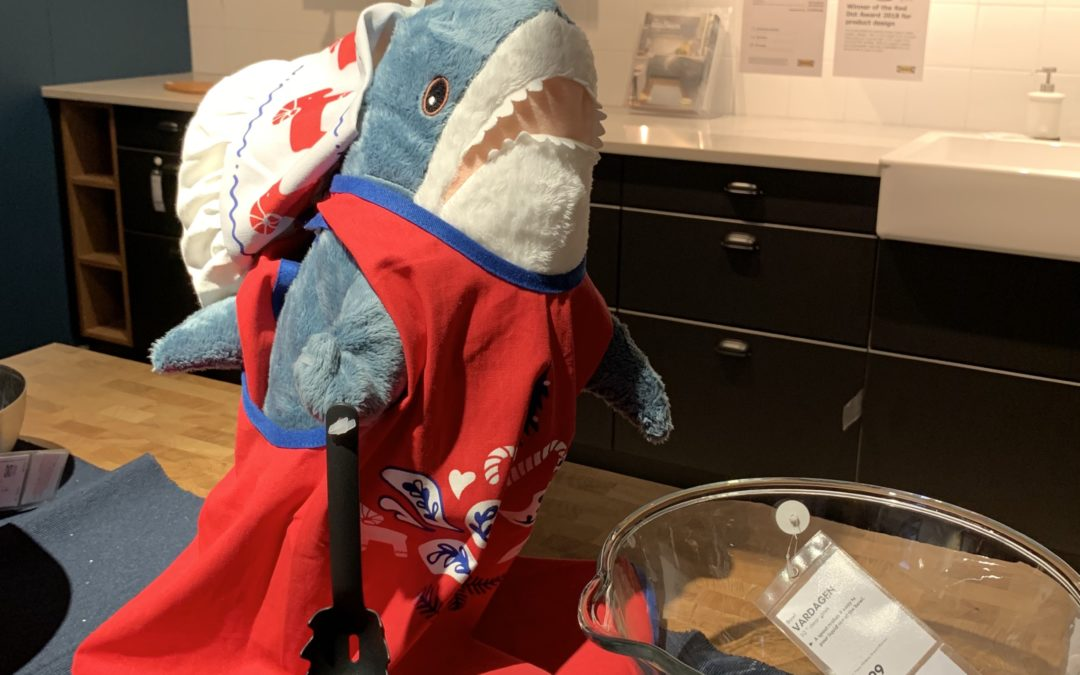 Ikea Shark Attack